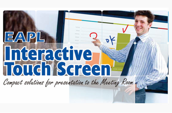 Interactive Touch LFD