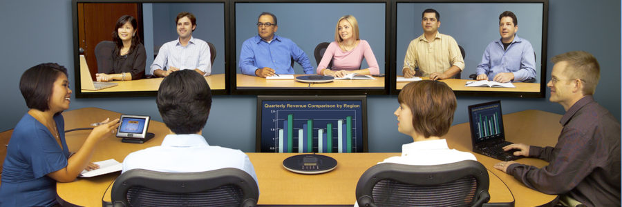 Full HD Audio-Video Conferencing Solution